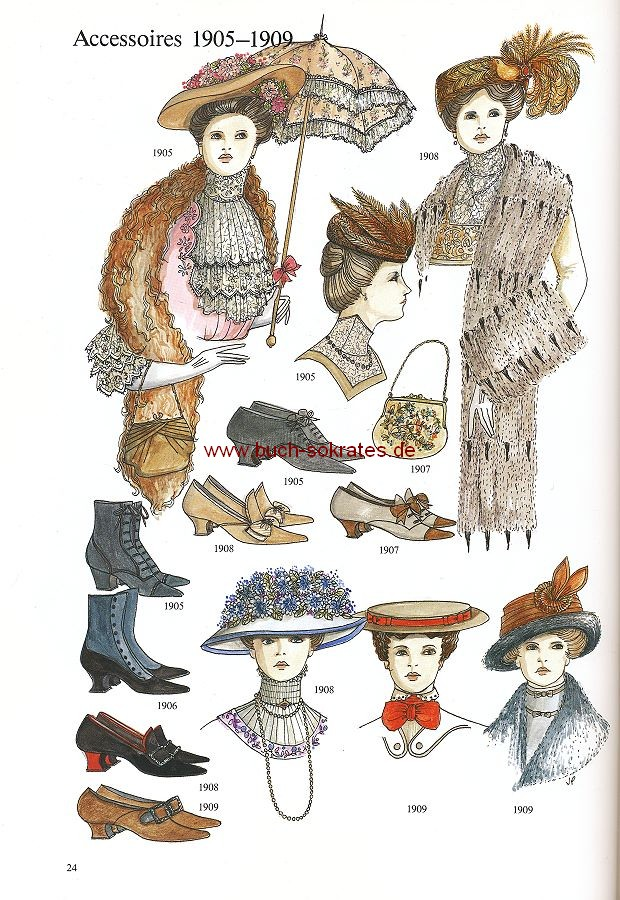 Peacock, John: Die Mode des 20. Jahrhunderts - das Bildhandbuch (1993)