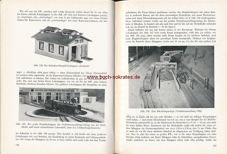 Rudolf Wittwer: Vom Spielzeug zur Modellbahn (1954)
