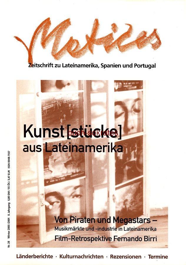 Matices - Zeitschrift zu Lateinamerika, Spanien und Portugal (ISSN: 0948-7557)
