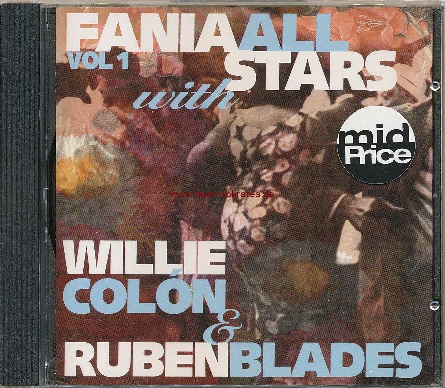 Fania All Stars with Willie Colón & Ruben Blades, vol. 1 (1998)