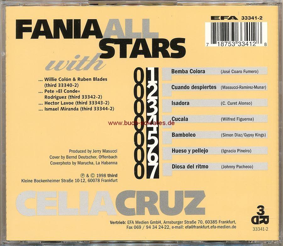 Fania All Stars with Celia Cruz, vol. 2 (1998)