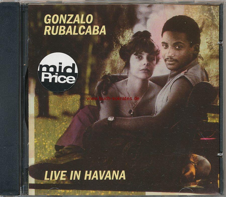 Gonzalo Rubalcaba: Live in Havana (1995)