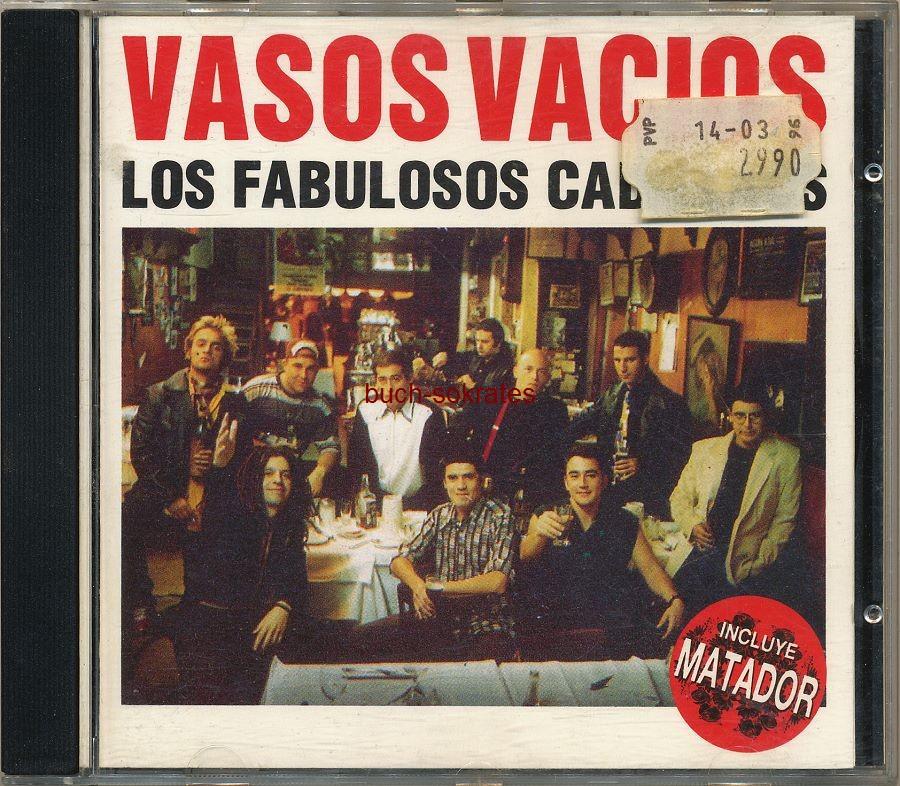 Los Fabulosos Cadillacs: Vasos Vacíos (1993)