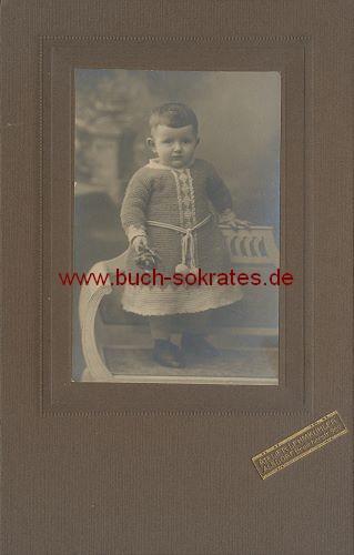 Kleinkind aus Alsdorf (ca. 1920)