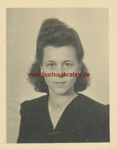 5 Passbilder (ca. 1950-1960)
