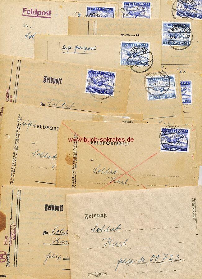 Briefe Mit Buntem Umschlag Porto : Weit über briefe frau aus nürtingen stuttgart wk ebay