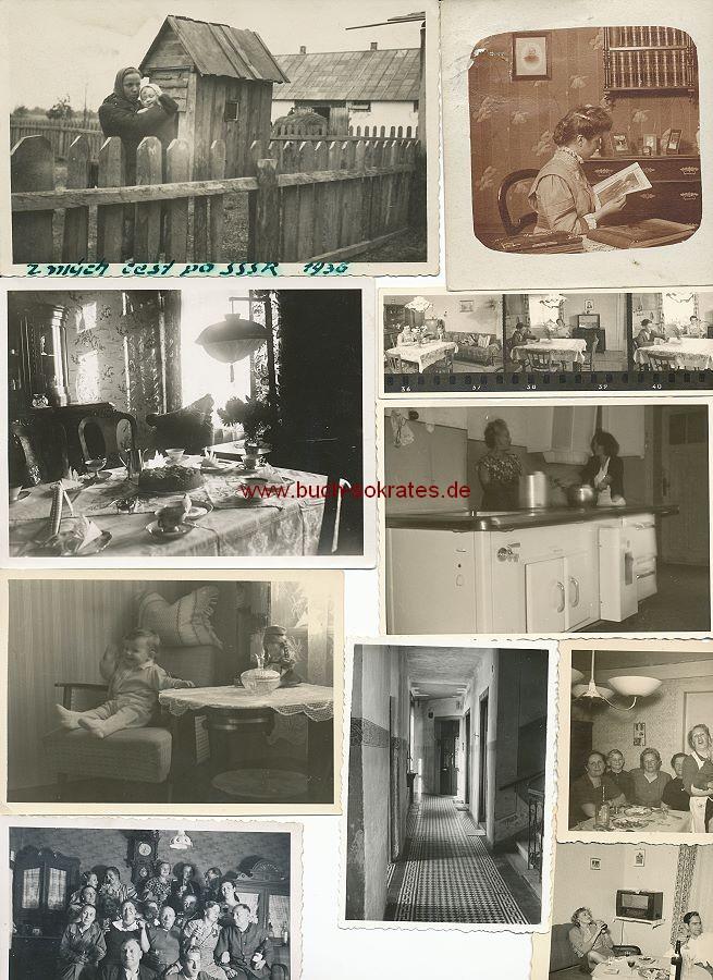 Buchversand sokrates foto o a foto konvolut 28 for Wohnungen inneneinrichtung
