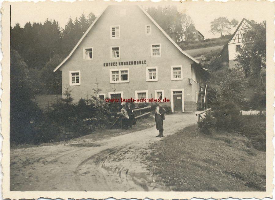 Foto Kaffee Nonnemühle in Burgberg / Königsfeld (ca. 1930)