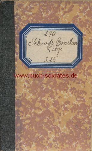 Carnet de Membre - Les UNIS PO TODIS - 1939