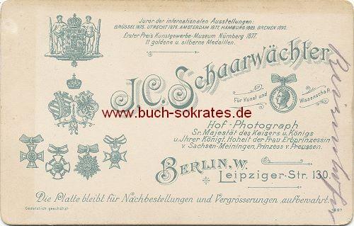 CdV Foto Junge Frau Aus Berlin Im Halbprofil Kleid Mit Pelzbesatz Ca Zustandsbeschreibung Visitenkarte Carte De Visite