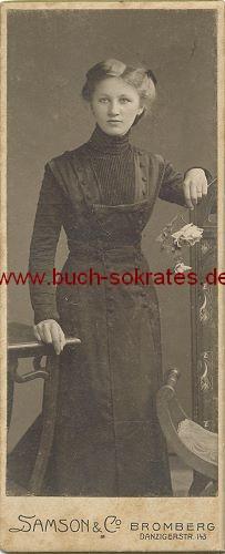 Junge Frau aus Bromberg (ca. 1910)