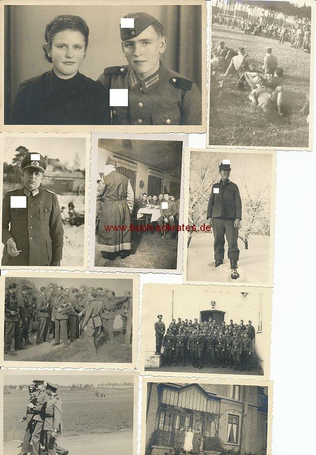 Foto-Konvolut Nazi-Porträs (ca. 1933-45)
