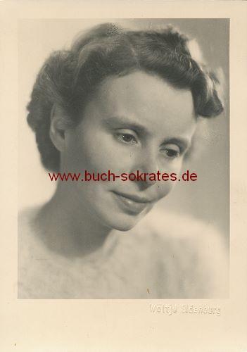 Foto Frau mittleren Alters aus Oldenburg (ca. 1950)