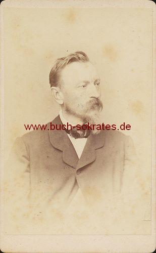 Mann aus München (ca. 1890)