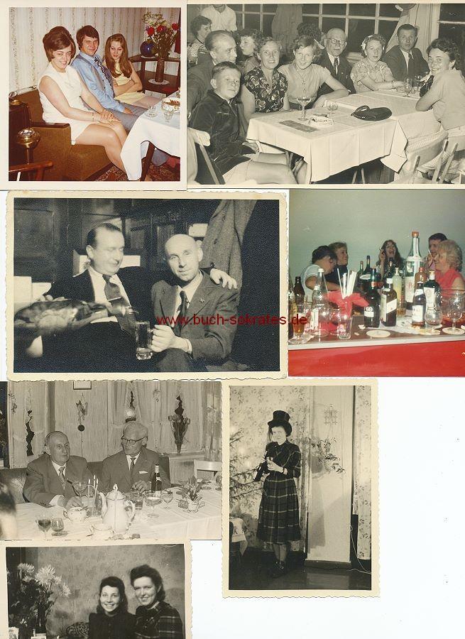 Foto Feiern / Feste / Partys (ca. 1940-1970)