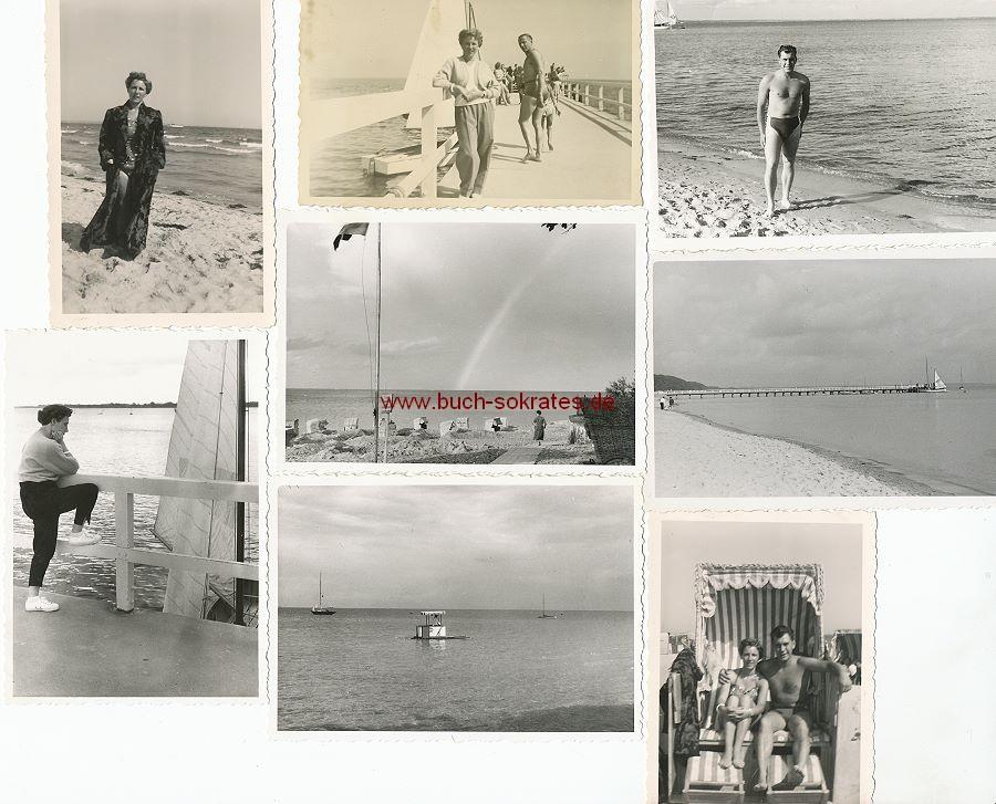 Foto Urlaub am Timmendorfer Strand (1955)
