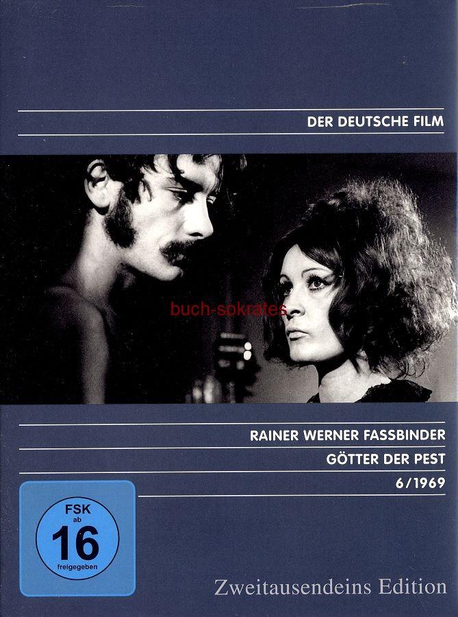 DVD Rainer Werner Fassbinder: Götter der Pest (Zweitausendeins-Edition Der Deutsche Film 6/1969, 2011, Laufzeit: 88 min., 4250323709197)