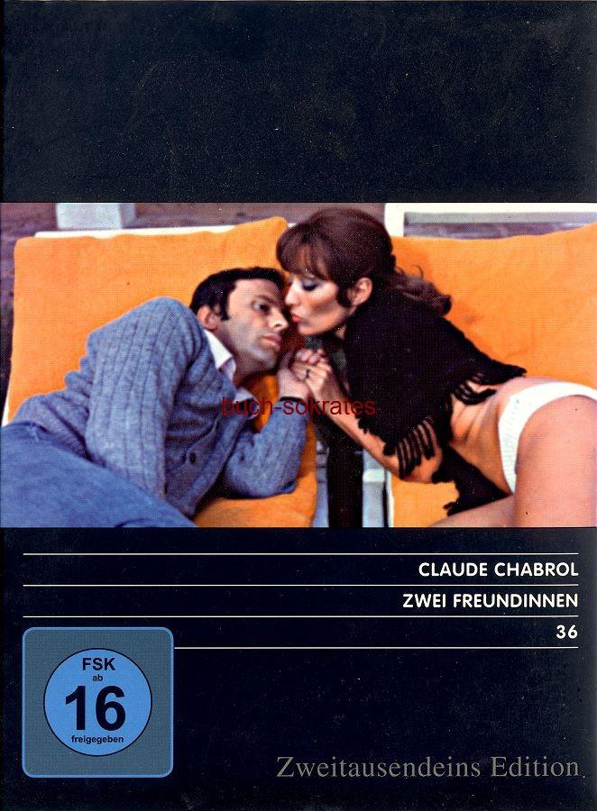 DVD Claude Chabrol: Zwei Freundinnen (Zweitausendeins Edition 36, o.J., Laufzeit: 95 min., 4250323706073)