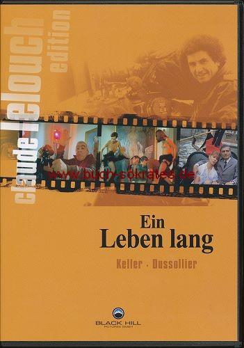 DVD Claude Lelouch: Ein Leben lang 1974 / 2006