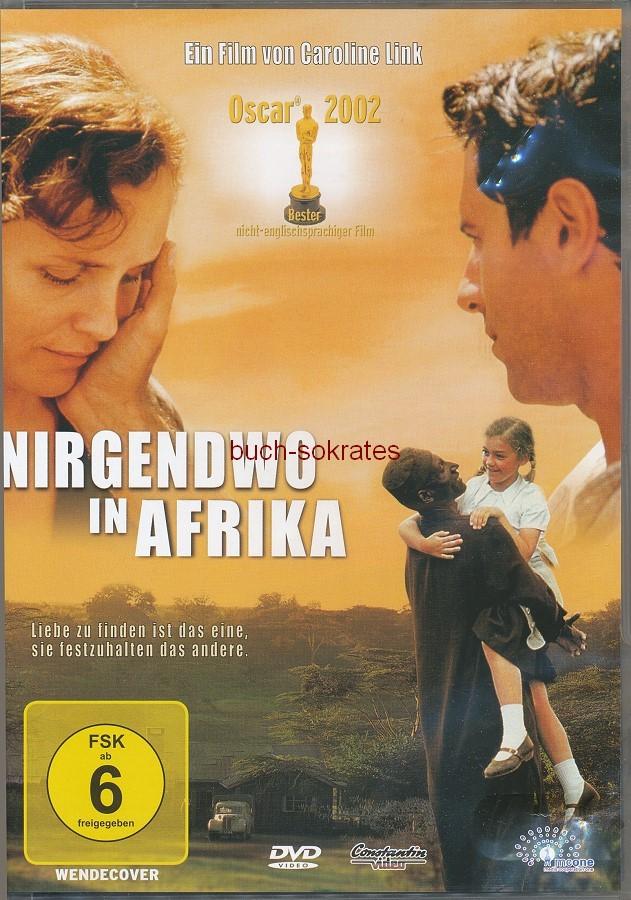 DVD Caroline Link: Nirgendwo in Afrika nach Stefanie Zweig (2001)