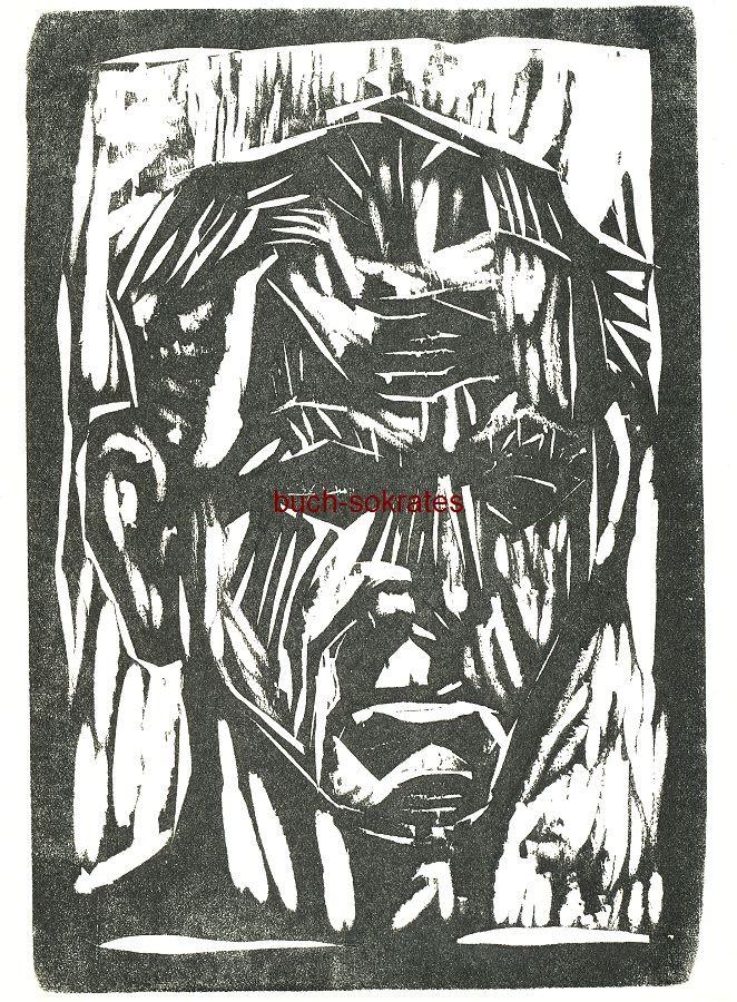 Otto Dix: Selbstbildnis (1960/1970)