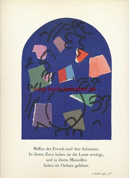 Marc Chagall: Stamm Simeon (1962)