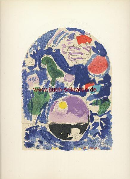 Marc Chagall: Stamm Simeon / Blatt II = Mourlot CS13 (1962)