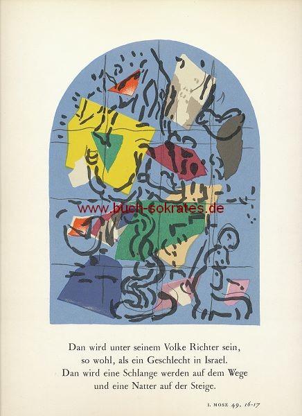 Marc Chagall: Stamm Dan (1962)
