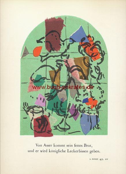 Marc Chagall: Stamm Asser (1962)
