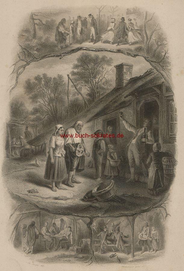 L Aveugle de Bagnolet / Der Blinde aus Bagnolet (ca. 1860)