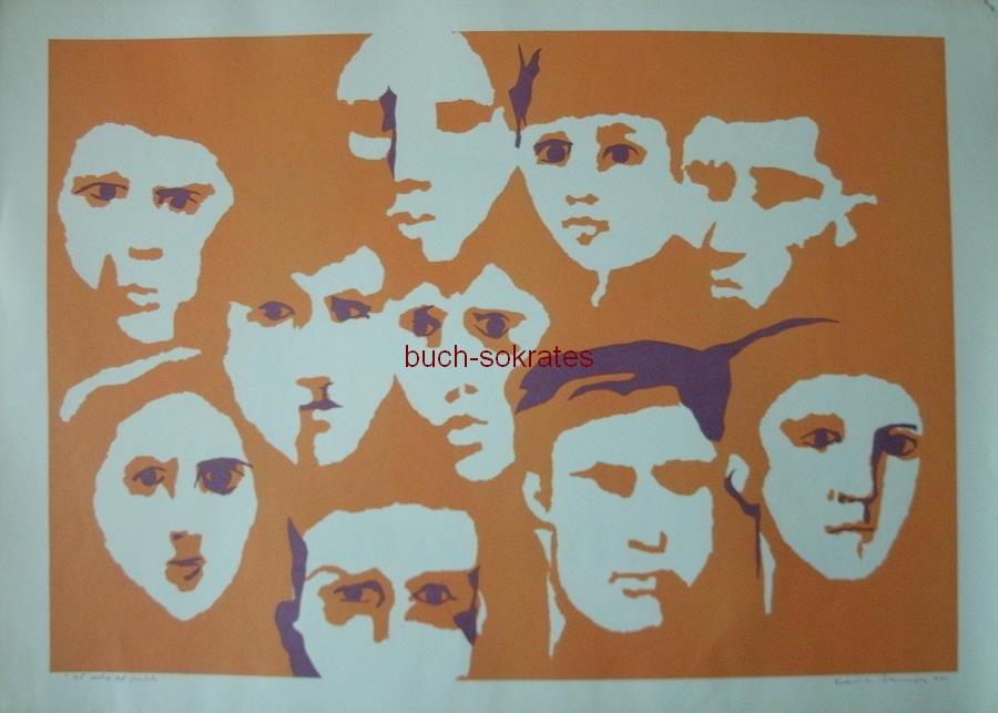 Das Volk hat Kunst mit Allende - Gracia Barrios: El rostro del pueblo (1970)