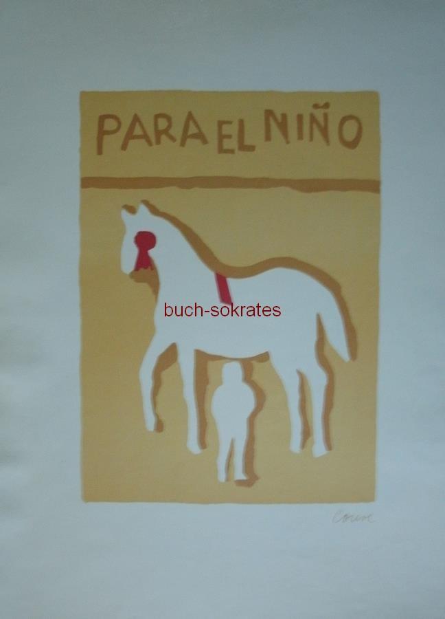 Das Volk hat Kunst mit Allende - Adolfo Couve: Para el niño (1970)