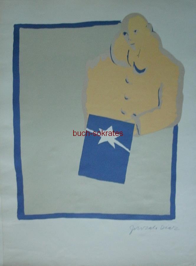Das Volk hat Kunst mit Allende - Gonzalo Diaz: El tamborin bandera (1970)
