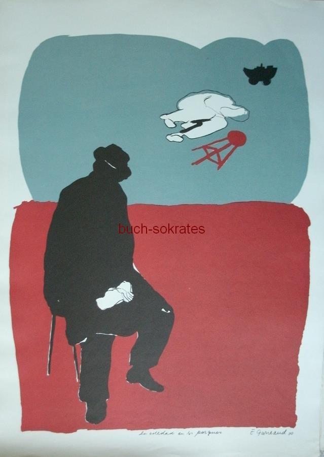 Das Volk hat Kunst mit Allende - Eduardo Garreaud: La soledad en los parques (1970)