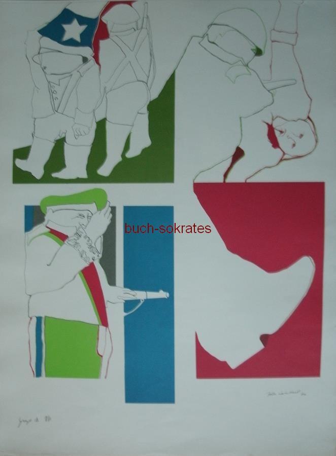 Das Volk hat Kunst mit Allende - Patricia Israel: Grupo de M... (1970)