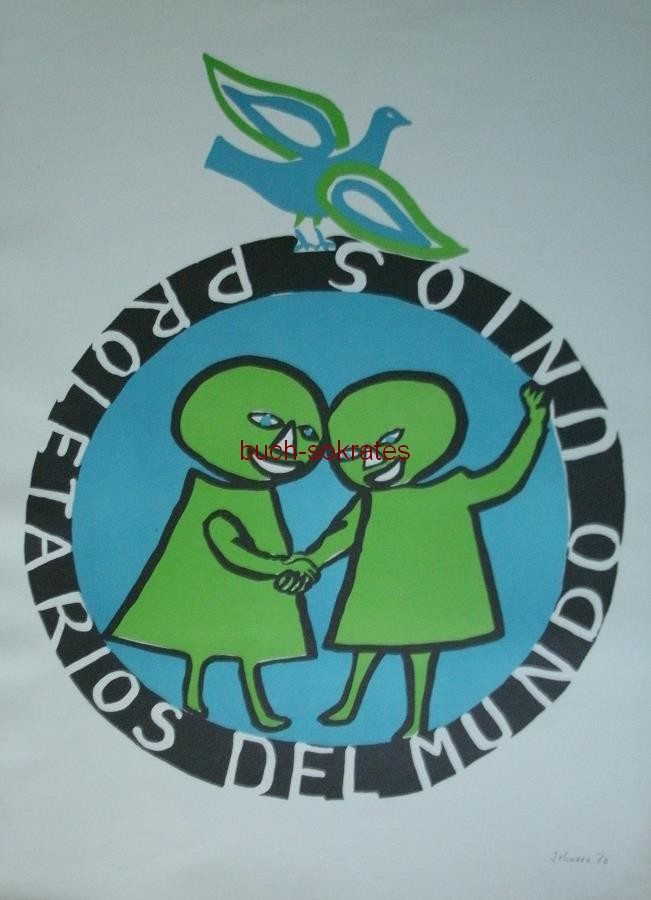 Das Volk hat Kunst mit Allende - Carmen Johnson: Todavía es tiempo (1970)