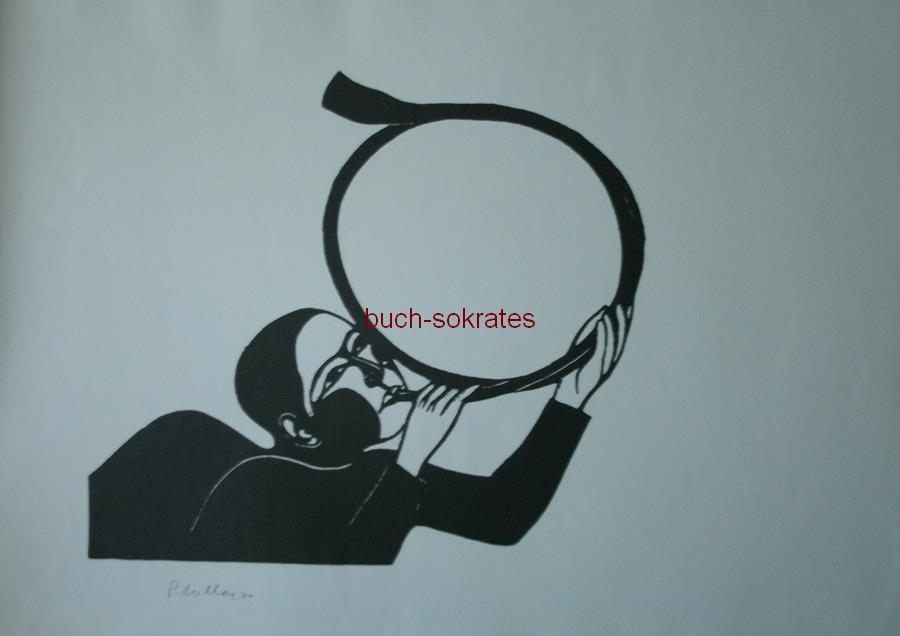 Das Volk hat Kunst mit Allende - Pedro Millar: ohne Titel (1970)