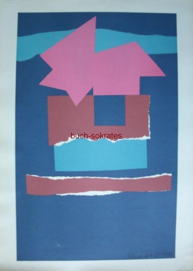Das Volk hat Kunst mit Allende - Patricio de la O.: Composición (1970)
