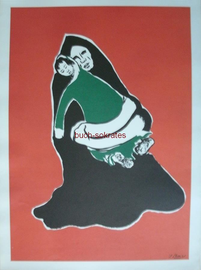 Das Volk hat Kunst mit Allende - Israel Roa: La viuda / Die Witwe (1970)
