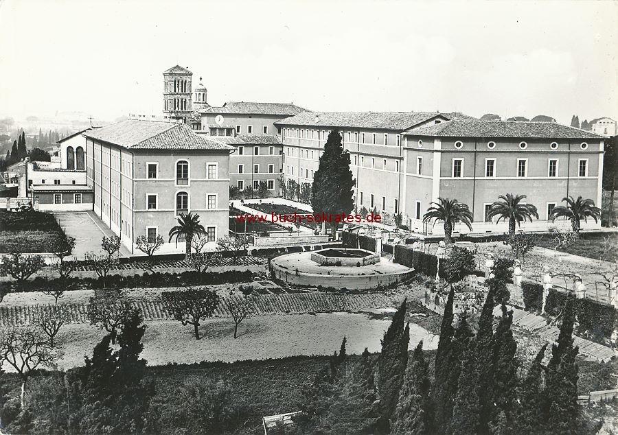 Foto Roma Ritiro Generalizio PP. Passionisti / Casa Generalizia dei Passionisti (ca. 1960)