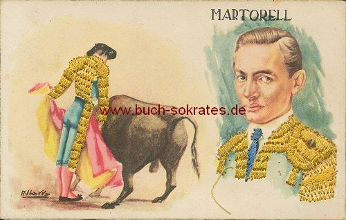 Stierkampf / Corrida in Martorell