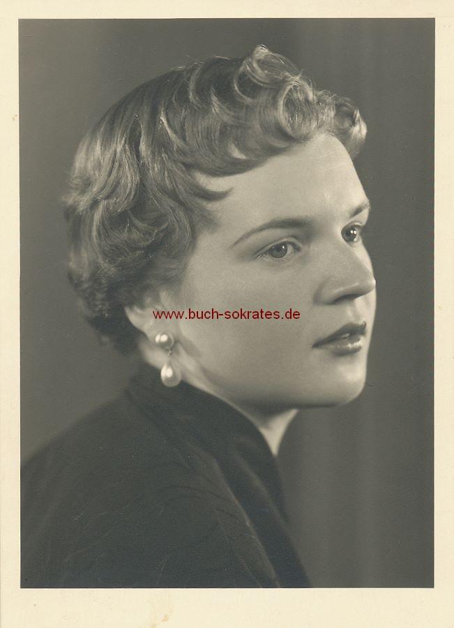 Foto Das Mädchen mit dem Perlenohrring (ca. 1955)