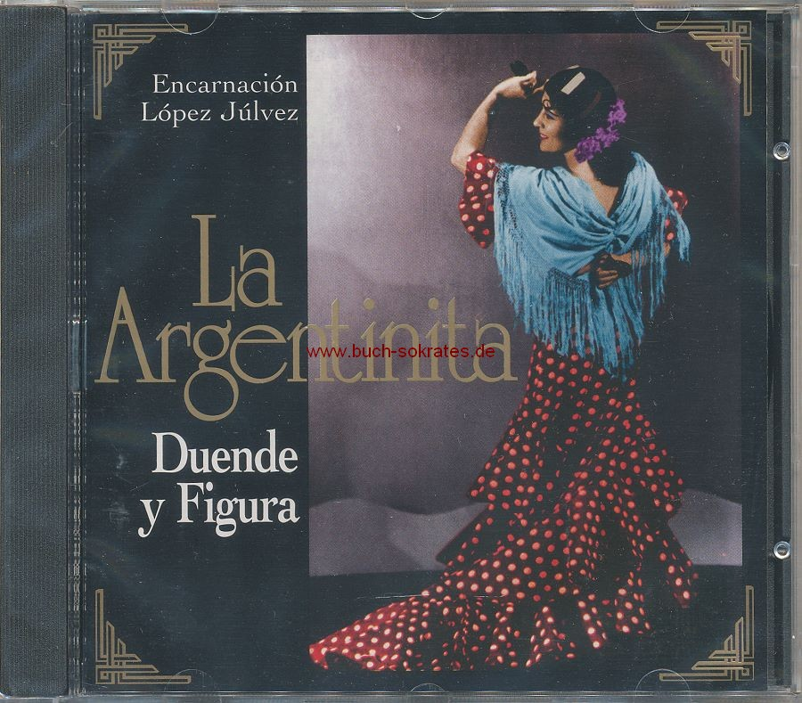 Audio-CD - La Argentinita: Duende y Figura (1995)