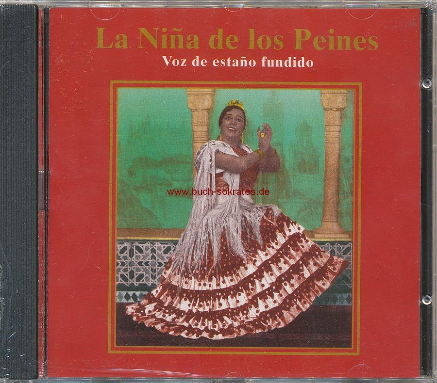 Audio-CD - La Niña de los Peines: Voz de estaño fundido (1997)