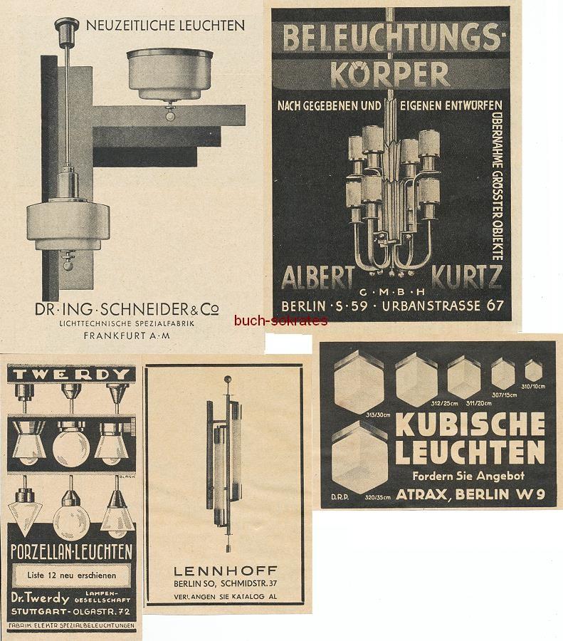 Werbung Anzeige Ceag Gruben Lampen: Buchversand Sokrates: [Annonce] O.A.: [Anzeige] Werbung