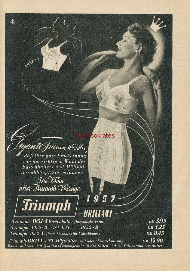 Triumph hüfthalter Triumph: Girdles,